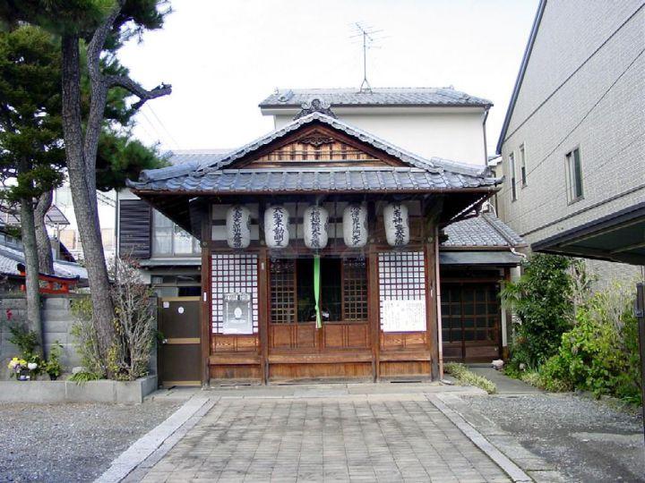 Sairin-ji Temple (Mokuge Jizo)