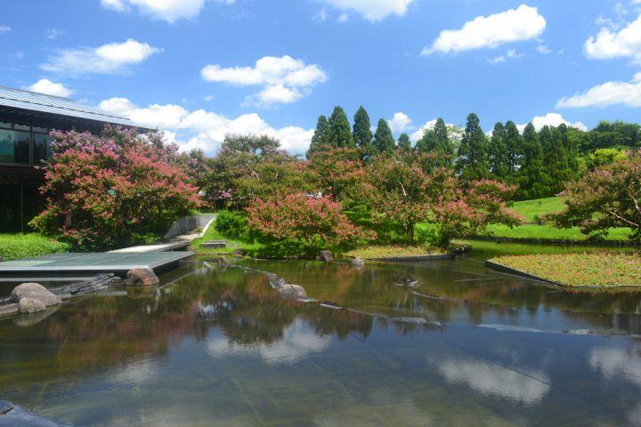 Umekoji Park (Suzaku Garden)