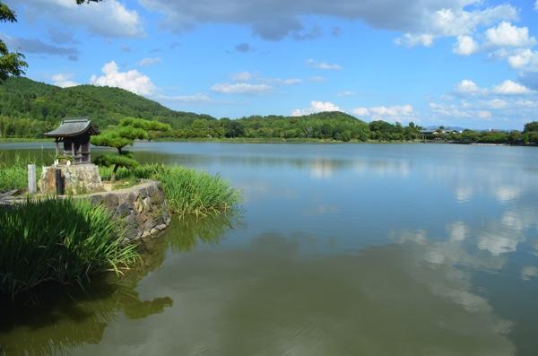 Hirosawa-no-Ike Pond