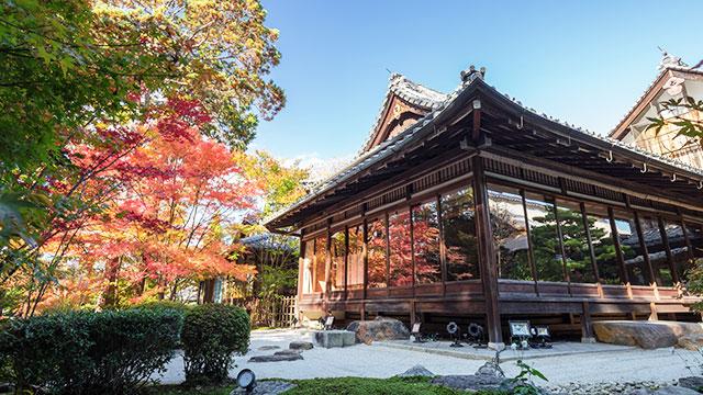 Tenju-an Temple