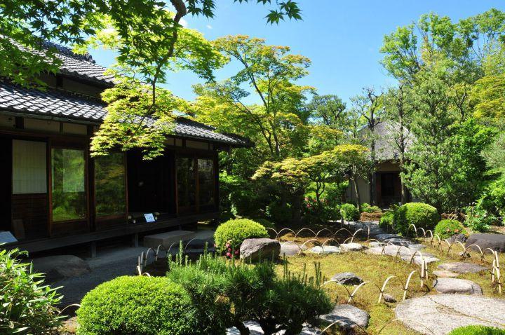 쇼카도 정원