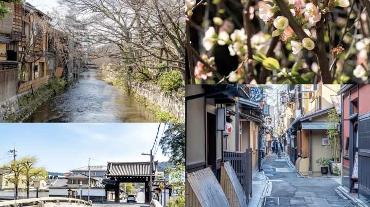 With the help of a professional photographer, we'll show you how to take great photos of special spots in the Gion and Higashiyama areas.
