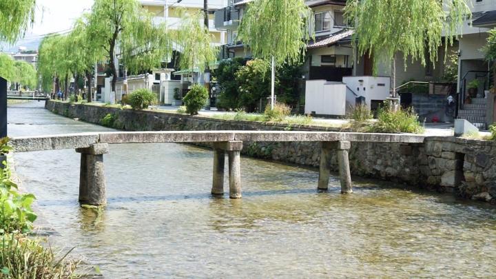 ドラマ・映画のロケ地として知られる古川町橋