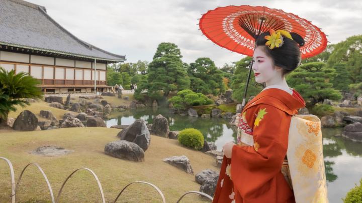 【2021.2.8~28】舞妓さん ARスタンプラリー開催!